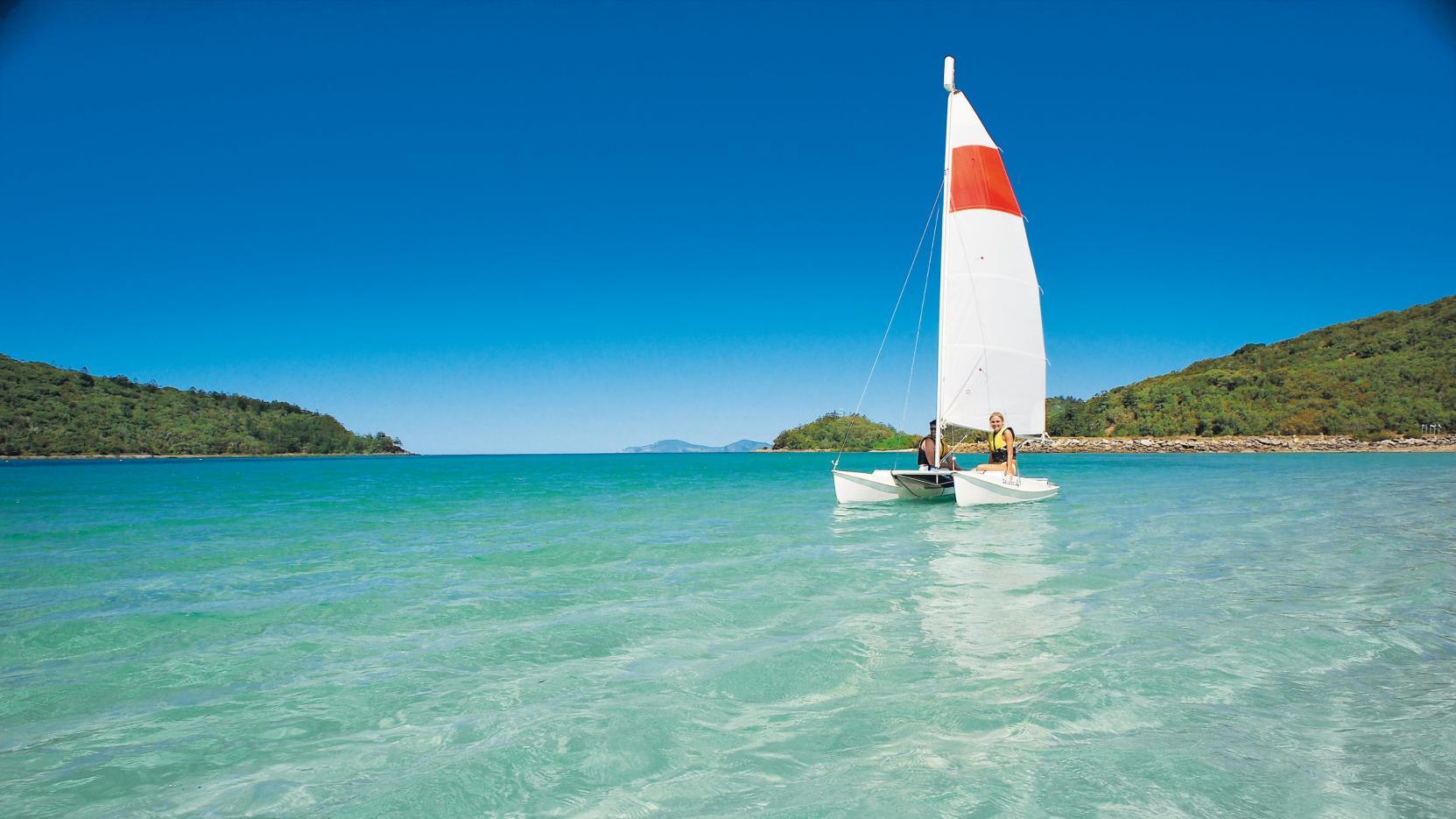 Los diez mejores destinos para navegar a vela