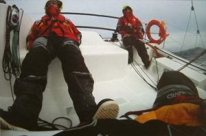 guardia efectiva en el mar