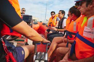 Prácticas náuticas profesionales en la Escuela Náutica Yacht Point